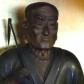 角倉了以さん。高瀬川開削と同時に瑞泉寺を建立してくれた人。現場命、って感じのお顔です。(通常は非公開)