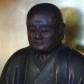 角倉素庵さん。了以さんの息子さん。こちらは温和なお人柄を感じるお顔。(通常は非公開)